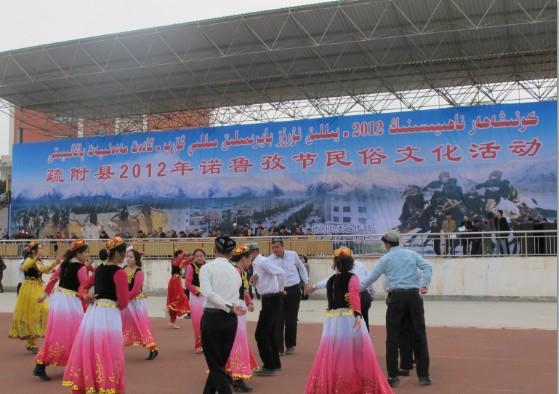 维吾尔族舞蹈_2012年维吾尔族人口