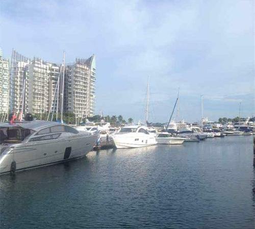 恒翔游艇 恒享汇 俱乐部汇聚精英走进新加坡 恒翔游艇,新加坡,考察,图片