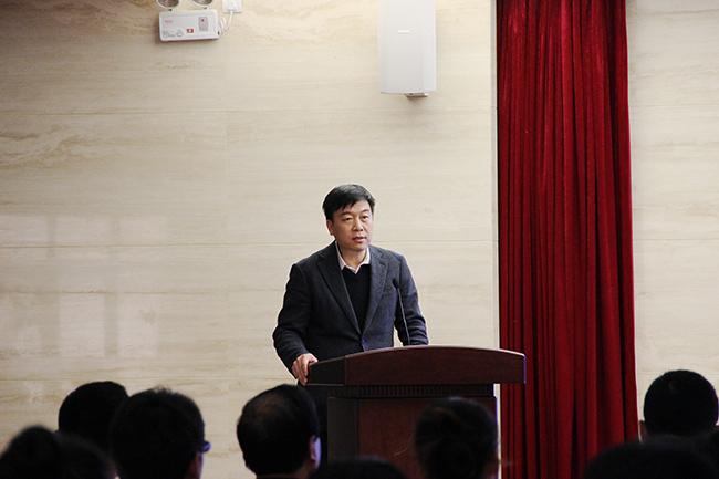 东丽经济技术开发区管委会主任-李光华-发布会发言