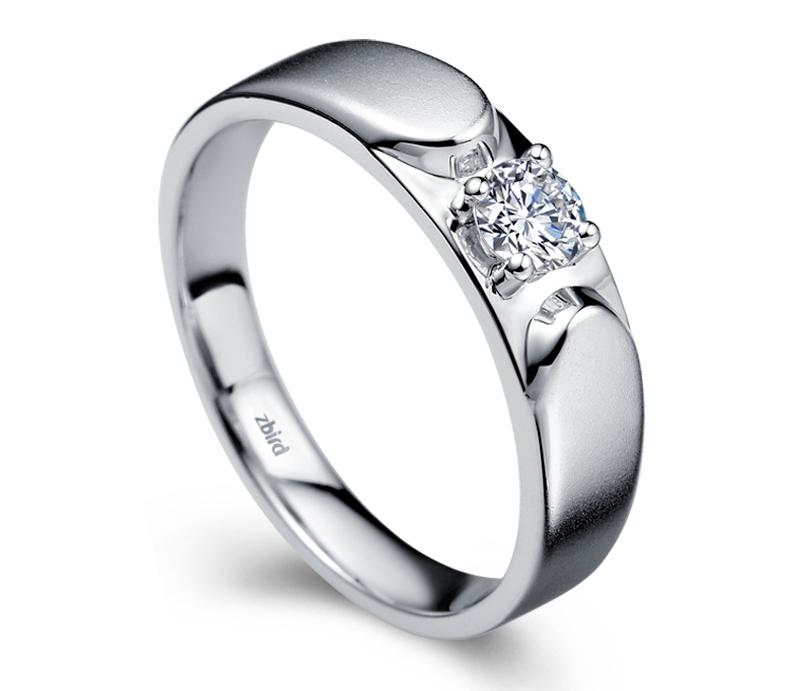 """优雅风度""""耀""""在指间 钻石小鸟打造绅士的钻石法则"""