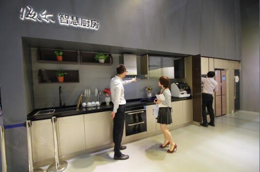 海尔已开始在全国建100家智慧厨房体验店