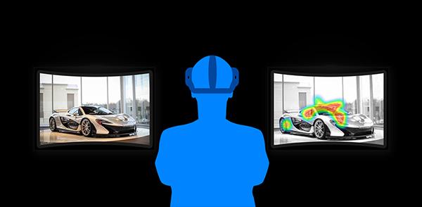 七鑫易维全球首创的VR眼动分析解决方案即将面市