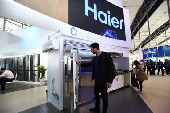 海尔厨电中东非市场增幅超100% 自主品牌出口增幅最快