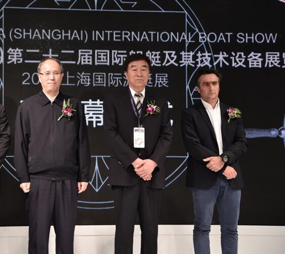 2017上海国际游艇展盛大开幕 助推游艇产业转型升级