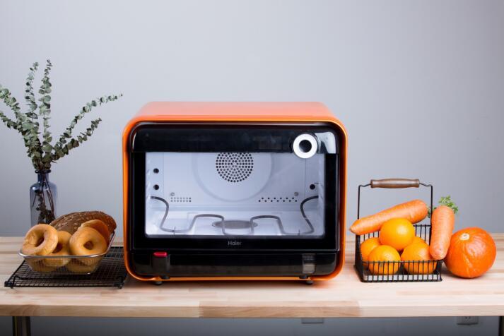 可以直播烘焙的海尔嫩烤箱T3天猫首发