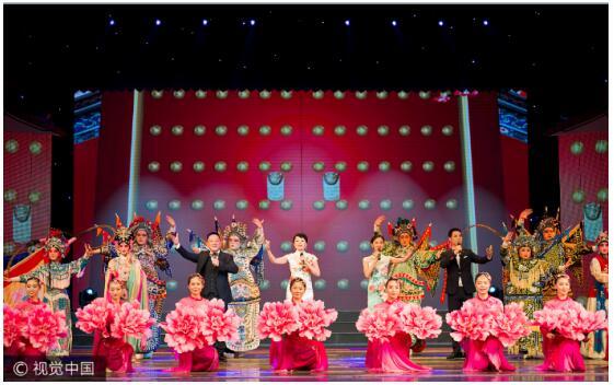 梅州非遗艺术周展演 客家人传承文化大美