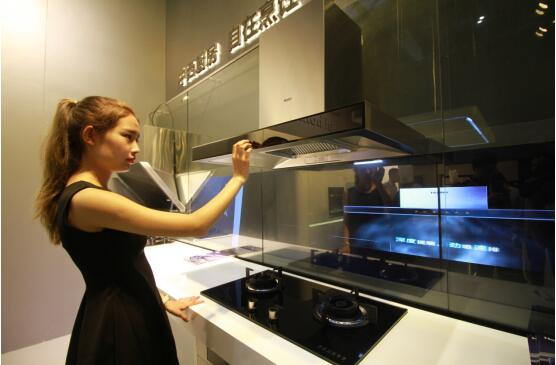 海尔厨电发力高端成套厨电6月销售增幅68%