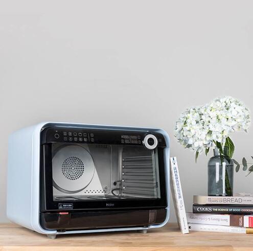 海尔嫩烤箱:将直播平台搬进烤箱里