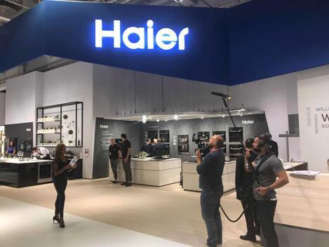 IFA2017:海尔厨电成中国唯一进入欧洲的自主品牌