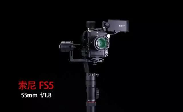 能上索尼FS5的稳定器 智云云鹤2 准备上市