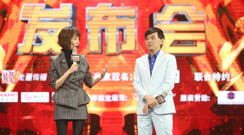 钻石小鸟助力《我是演说家》回归 讲中国好故事