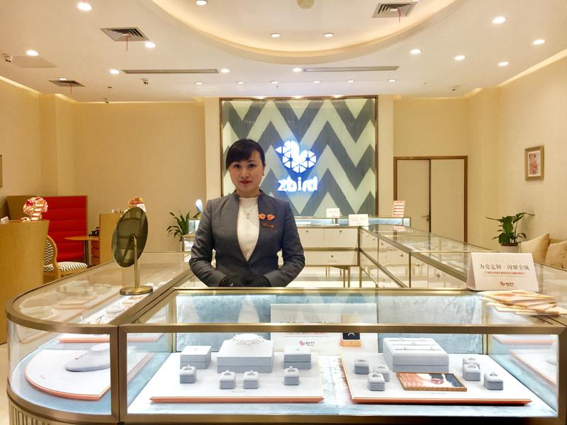 崭新2018遇见浪漫爱情 钻石小鸟海宁体验店跨年开业