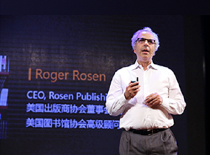 美国顶级出版社CEORogerRosen:让中国孩子读到纯正原版书