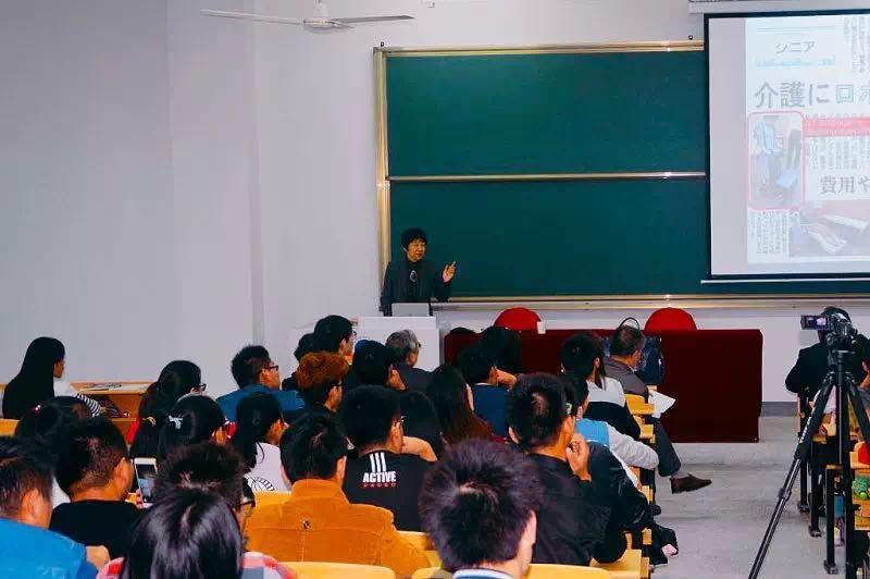【感恩教师的作文】安工大工商学院创新教育模式,开启国际化大视
