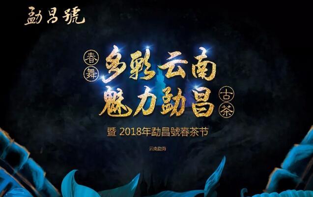 解码2018勐昌號普洱春茶节!直击源头