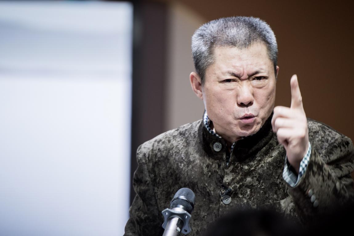 孙一先生将赴香港举行中国传统文化讲座
