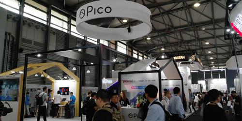 插图一:Pico参展CES Asia 2019展台现场_副本.jpg