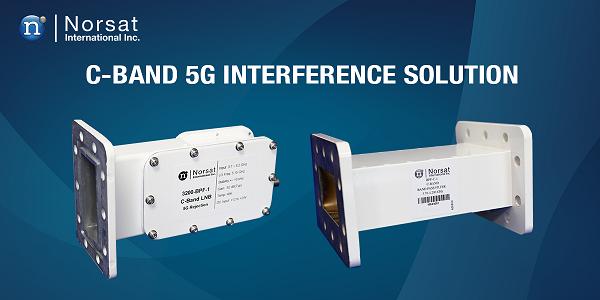 海能达全资子公司Norsat推出新产品系列应对5G干扰问题