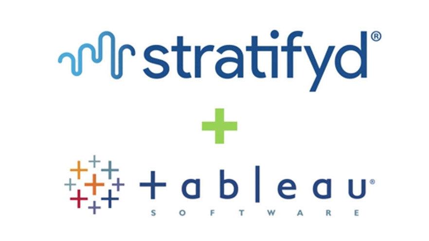 斯图飞腾(stratifyd)与Tableau 达成战略合作