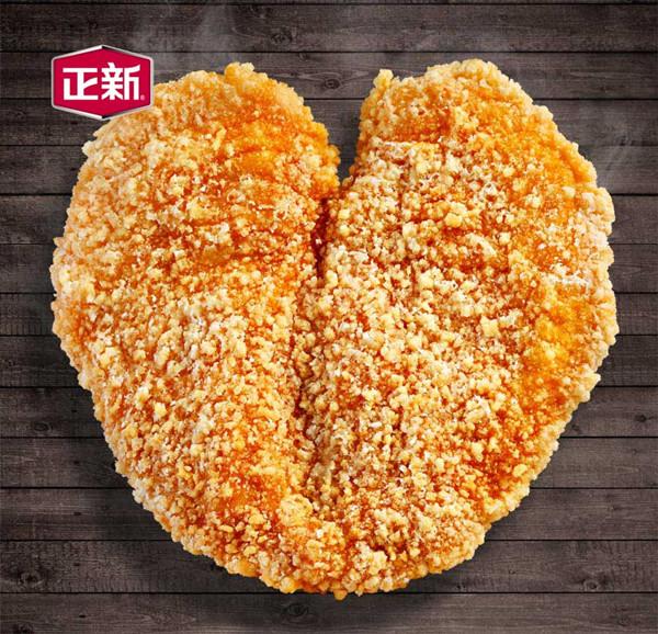 七夕情人节正新鸡排送出的优惠券,你Get到了吗?