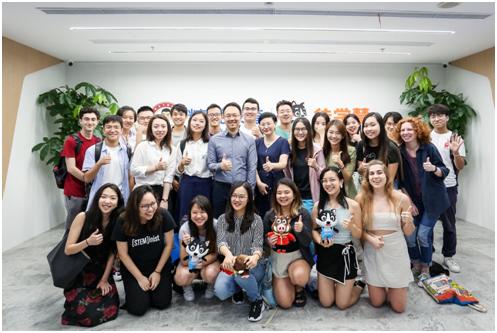 精锐教育对话IMUSE国际大学生,助力优秀青年共拓未来!