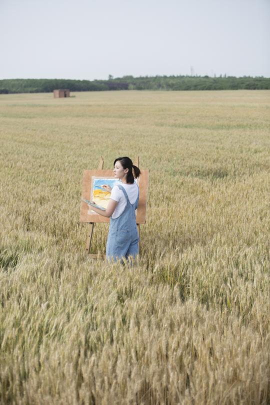 电影《风吹吧麦浪》定档9月10日 再现小人物生活百态