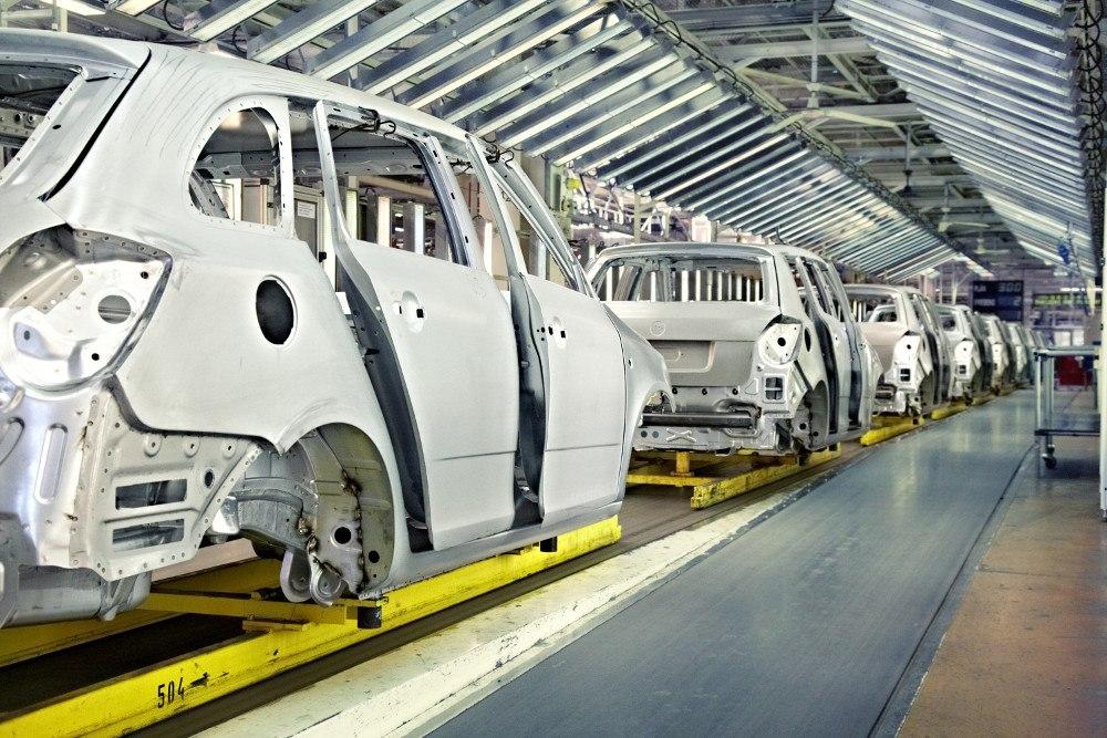 """汽车制造商装配线上的一场生产力""""革命""""―马头动力工具"""