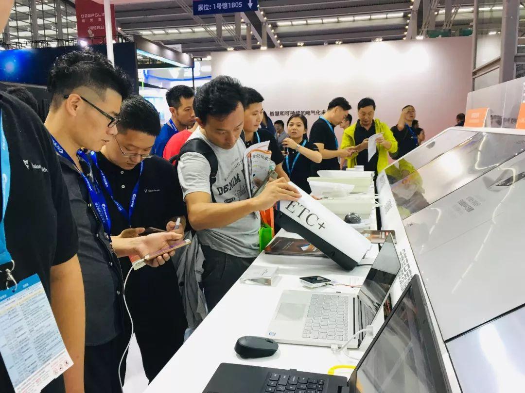 2019深圳安博��,看臻�R科技AI普及化成果!