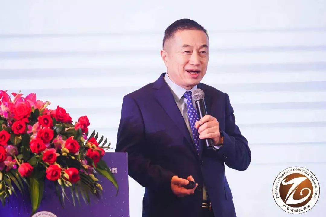 """远光软件陈利浩获在粤浙商""""精神榜样奖"""""""