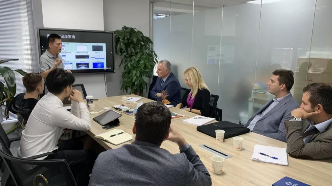 黑山国资主席到访维基链,双方有望达成国家级技术合作