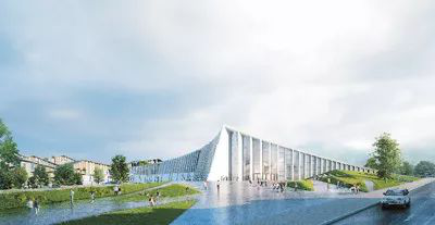 融侨集团援建华侨冬奥冰雪博物馆,助力2022年北京冬奥会
