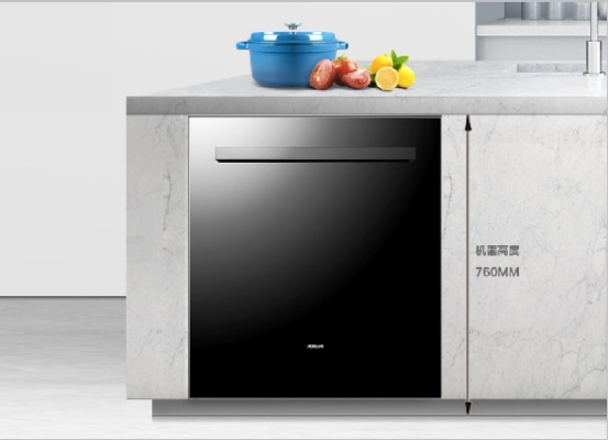 洗碗机的高温功能可以达到灭菌效果
