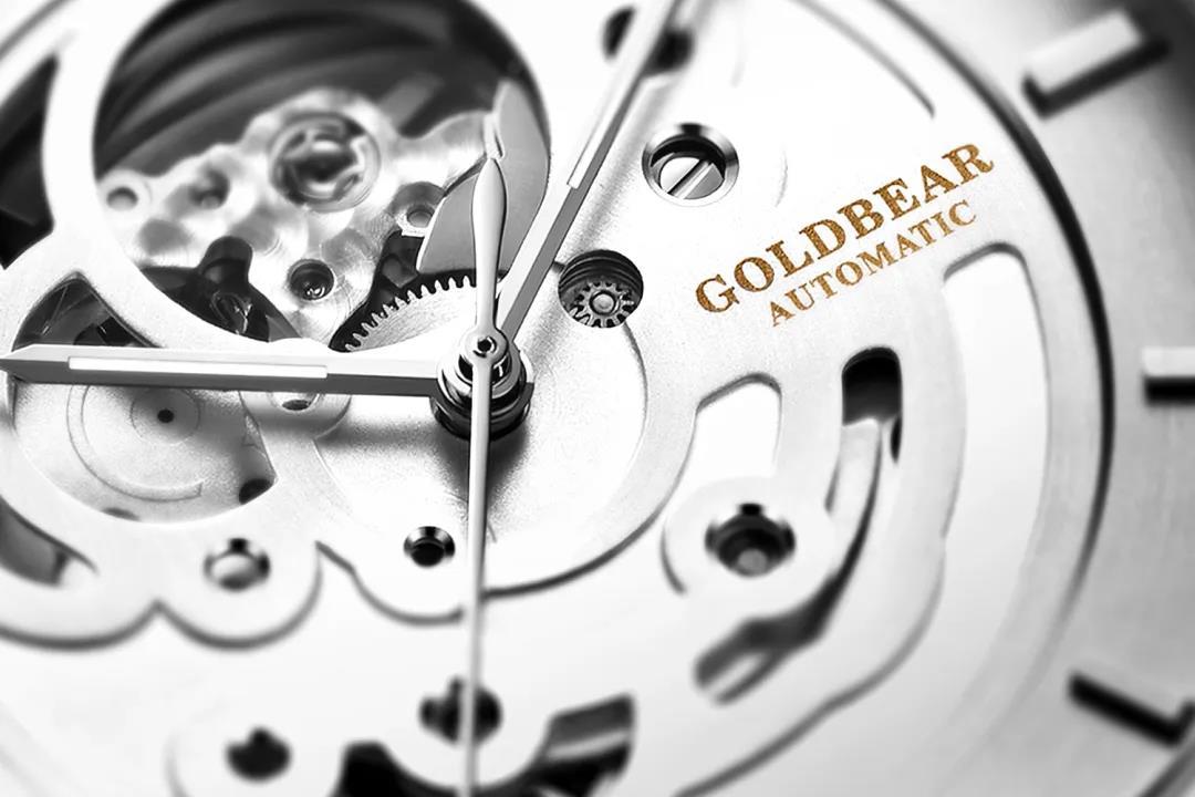 Goldbear 细数腕表走时不准五大原因