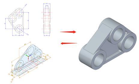 浩辰CAD:提供更�m合中��制造�I的浩辰3D�件