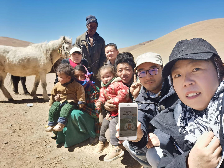 """陕西援藏医疗队用""""智慧医疗""""为阿里地区藏族人民带去福音"""