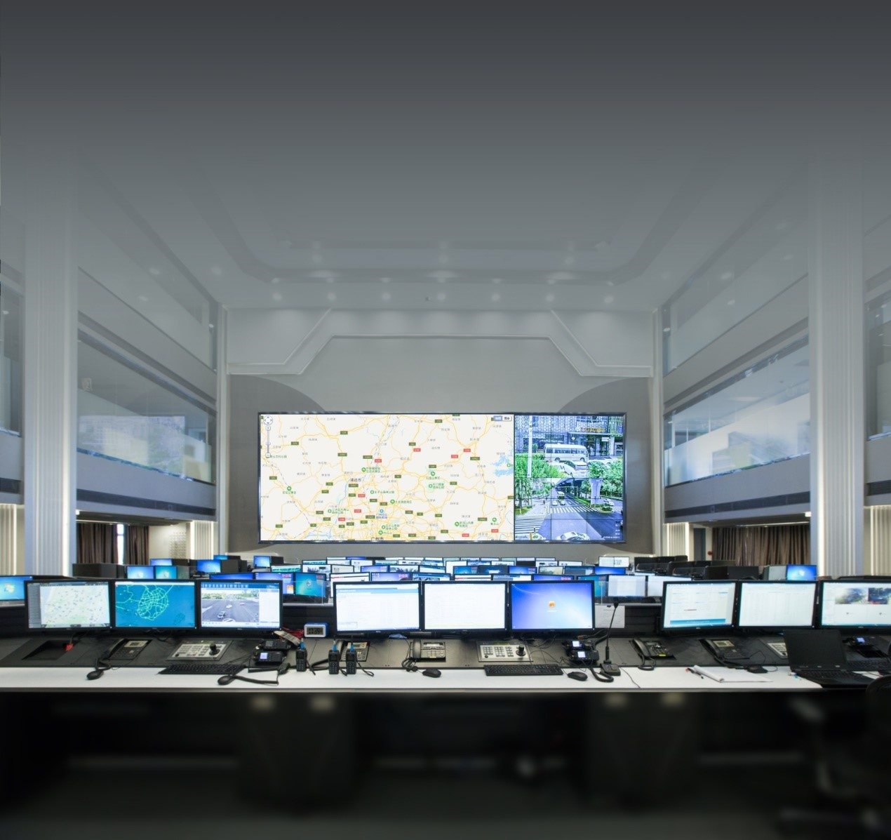 海能达全域定位解�决方案,为公共安全行业提供更专业更安全的定↑位服务