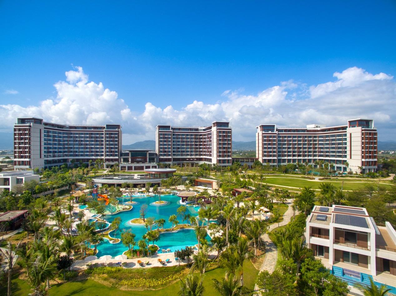 三亚理文索菲特度假酒店开业五周年,优雅演绎法式生活风尚