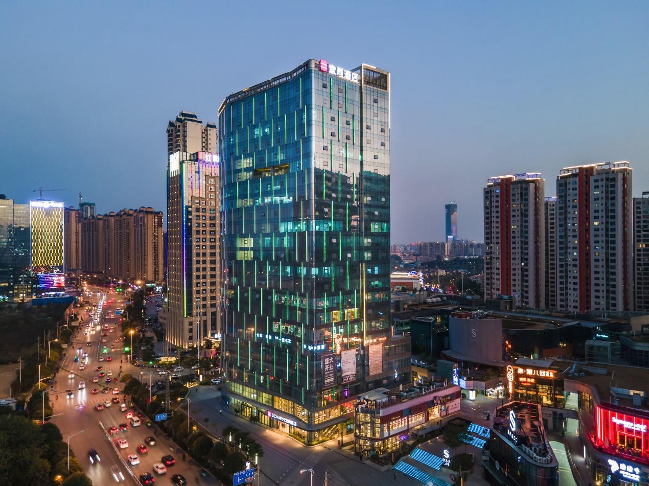 东呈打造高标准中端品牌 南宁宜尚酒店再开新篇