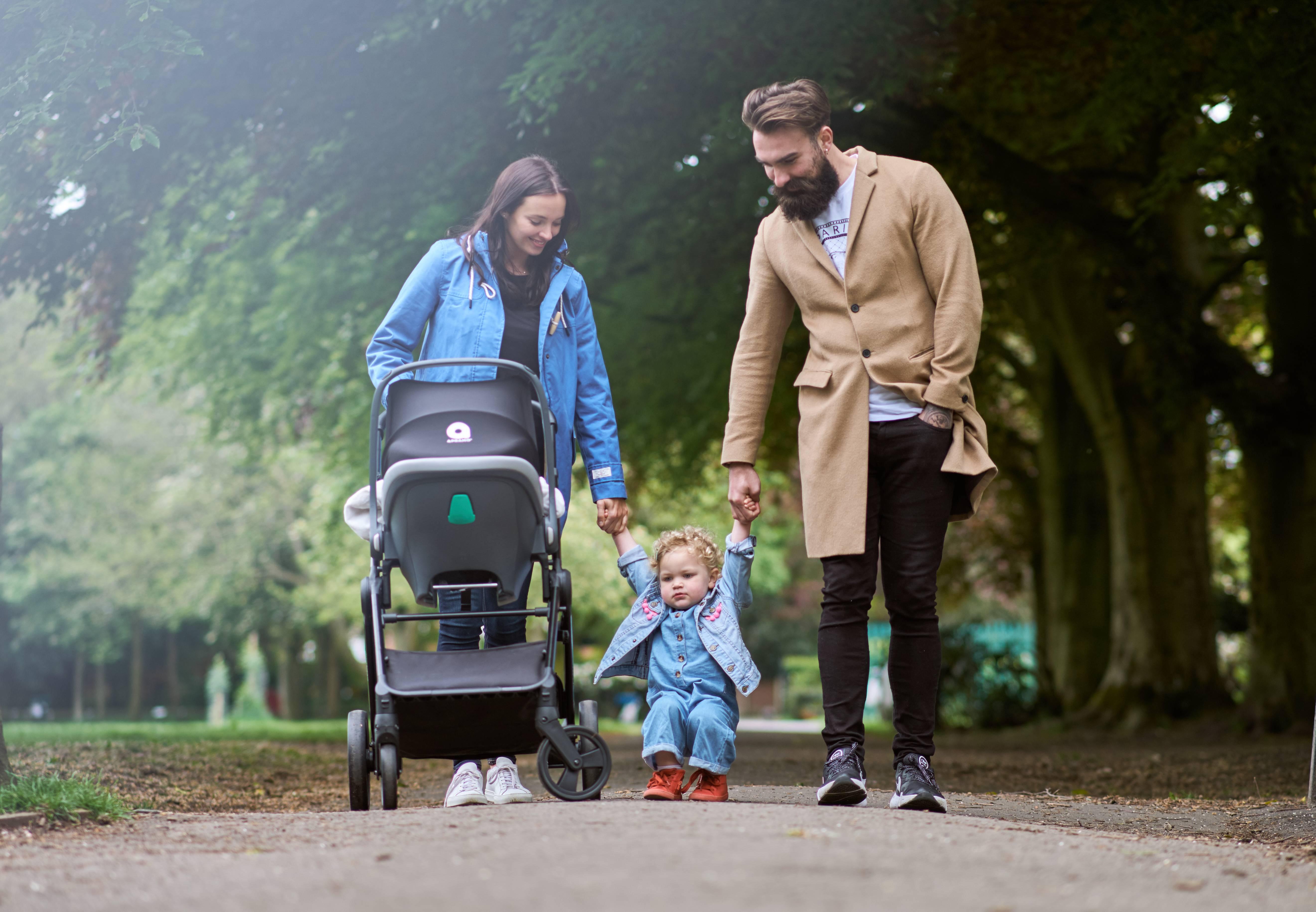 安全座椅发展新历程:模组式儿童安全座椅的