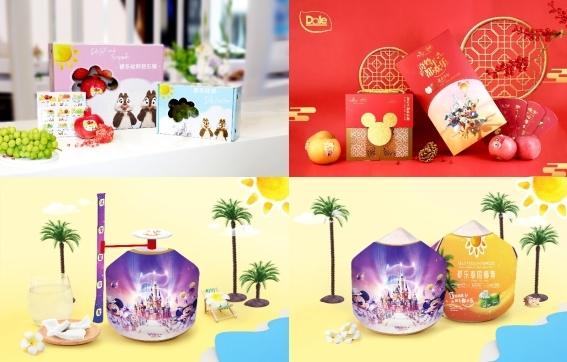 新品亮相   都乐携手上海迪士尼度假区推出蓝莓礼盒惊艳上市