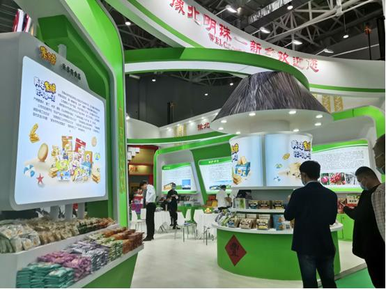 """第二十四届农洽会""""米多奇""""首秀获赞,助力打造农业全产业链"""